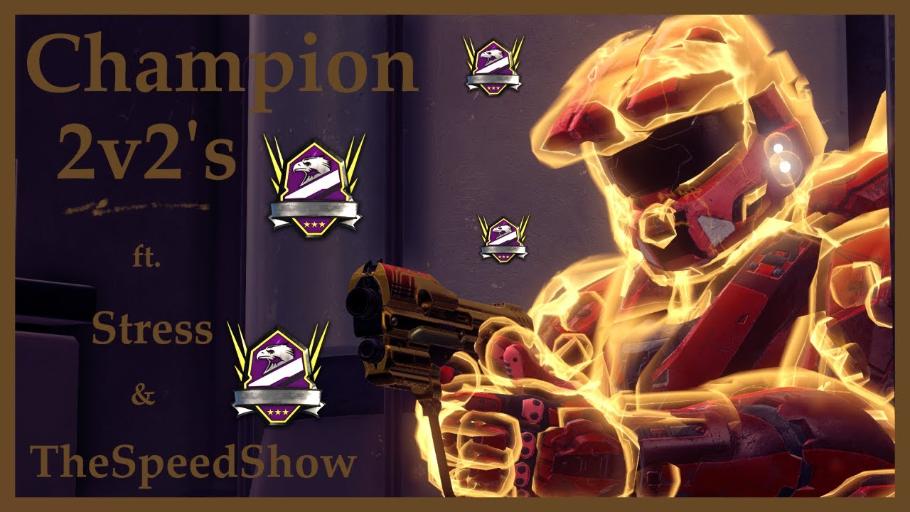 Good communication in Champion 2v2 with Stress & TheSpeedShow