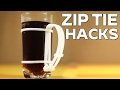 Useful Zip Tie Cable Hacks || #Mr.Tool