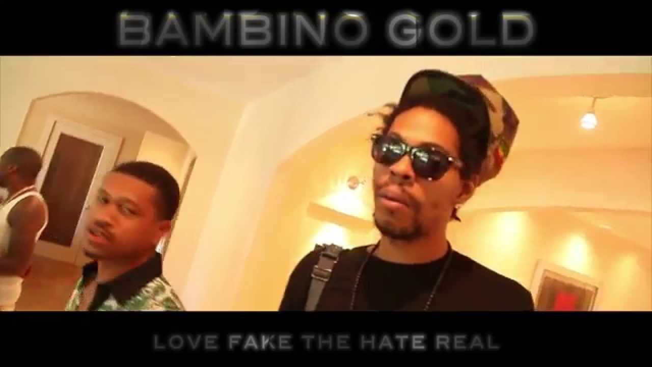 Video: Bambino Gold - Love Fake The Hate Real (Webisode #1)