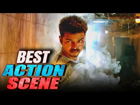 A. R. Murugadoss Best Directed Action Scene From Movie Indian Soldier Never On Holiday (Thuppakki)