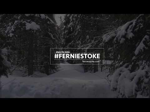 Cross Country Skiing in Fernie, British Columbia   #FernieStoke Original Series