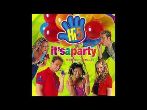 Hi-5: 2 | 6 It's A Party (Karaoke | Instrumental)