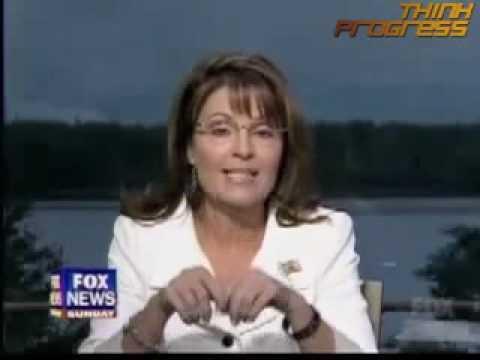 Palin on the Bush Tax Cuts