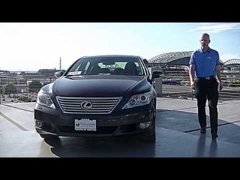 Review: why a 2010 Lexus LS460L AWD under $20000 is the best luxury buy in the world