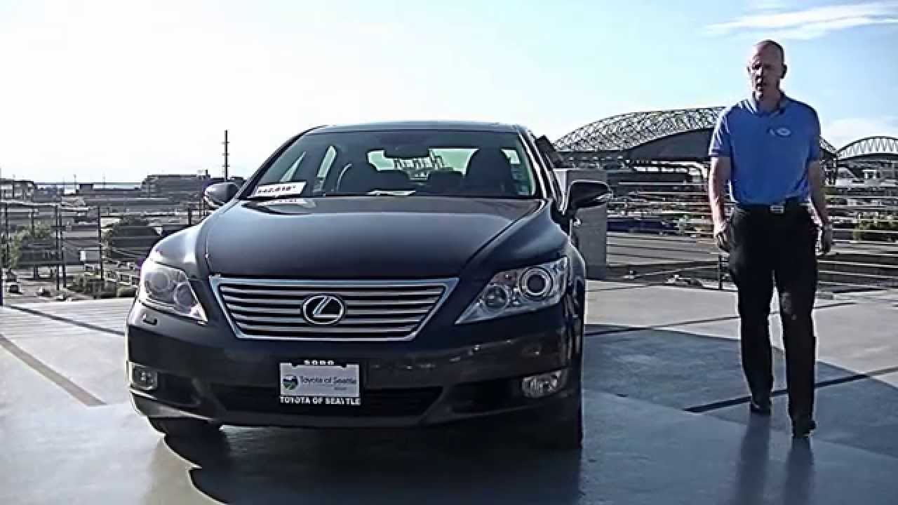 Lexus Ls460l Review Why A 2010 Lexus Ls460l Awd Under 20000 Is The Best Luxury Buy In The World