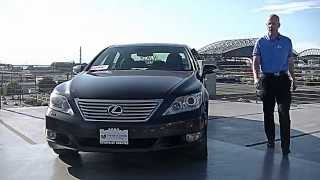 2010 Lexus LS460L AWD Review We Review The LS460 Engine Interior Performance And More