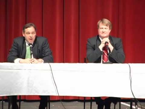 County Executive - Candidates Rich Fitzgerald and Mark Patrick Flaherty