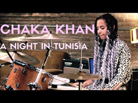Chaka Khan - A Night In Tunisia (1981) - Drum Cover