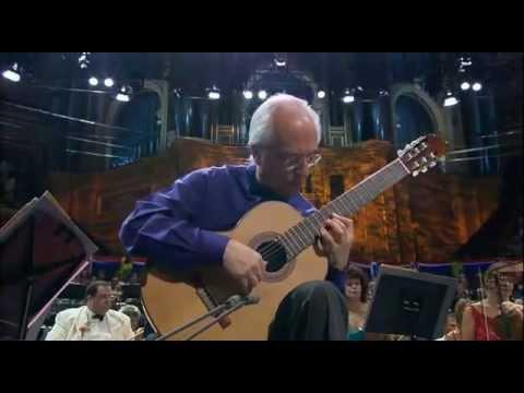 Concierto de Aranjuez   John Williams, BBC Proms 2005  Full Concert HQ