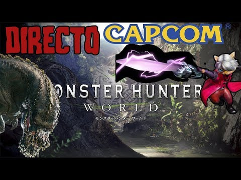 DLC PRIMAVERA ! DIRECTO CAPCOM CON LAS NOVEDADES DE MONSTER HUNTER WORLD thumbnail