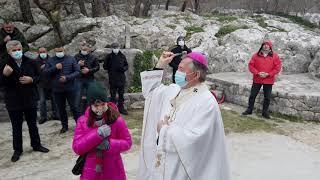 Posvećen novi oltar i blagoslovljena obnovljena crkva Sv. Ante u Seocima
