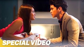 If You Don't Want To Fall is the perfect theme song for JaDine