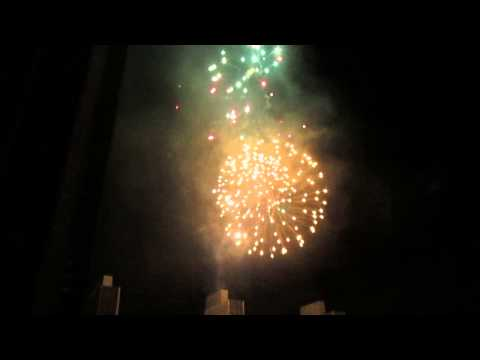 Albany Fireworks