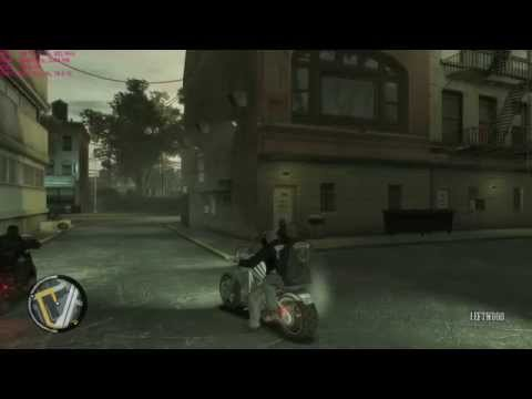 "GTA Episodes from Liberty City (2010) ""The Lost And Damned"" Gameplay ASUS G750JW NVIDIA GTX 765m"