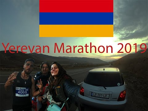 Family Trip To Yerevan Marathon 2019 / გასეირნება ერევანში
