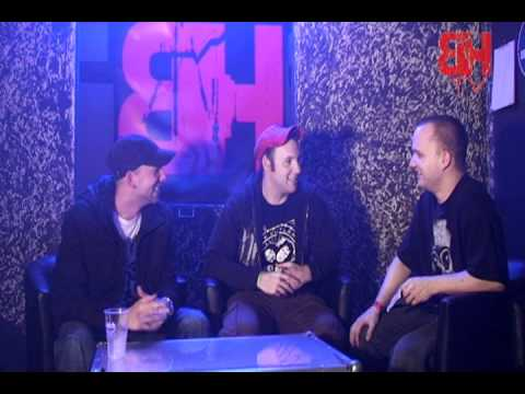 Triax & Mr Sinister Interview  @ This is Hardcore in Luxembourg 16 October 2010