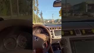 Honda Civic Gündüz Araba Snapleri / Araba Storyleri