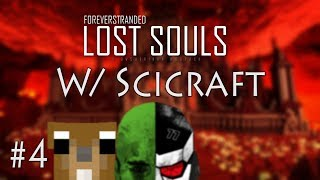 Forever Stranded Lost Souls - XP FOR FREE - Minecraft Modpack 4