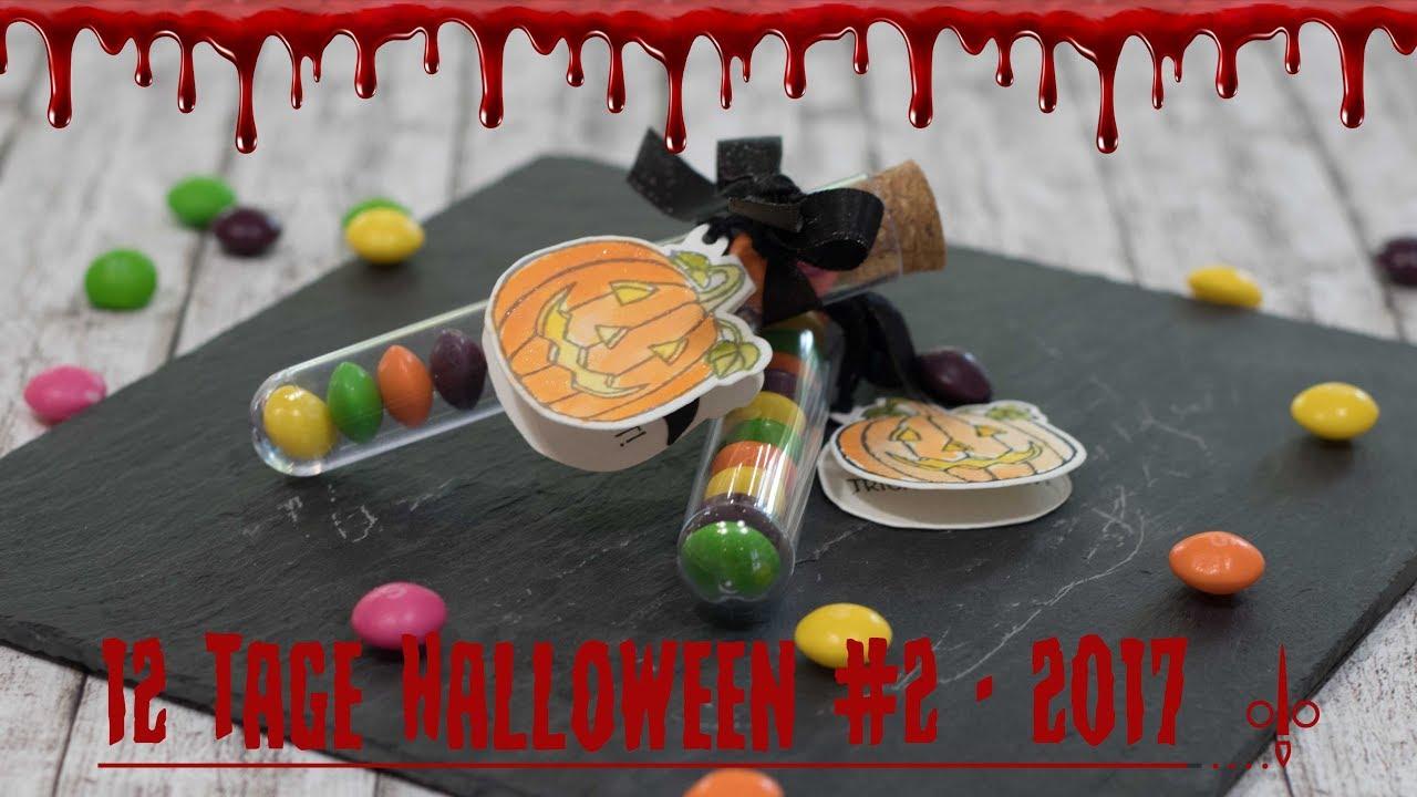 12 Tage Halloween 2017 | Tag 2 | Süßes und Saures | Stampin\' Up ...