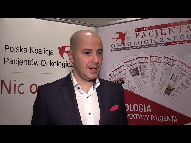 Minister Sławomir Gadomski | Debata Narodowa Strategia Onkologiczna