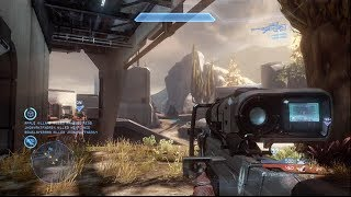 Halo 4 Multiplayer [Part 60] - Shortsighted Snipers and More Mantis Mischief!