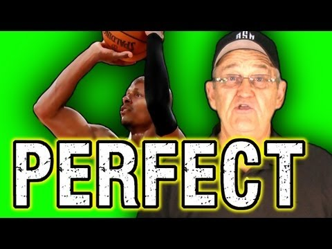 Get Perfect Shooting Form! (Form Shooting Drill) – ShotScience Basketball
