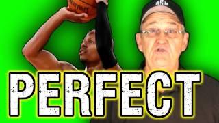 Get Perfect Shooting Form!  (Form Shooting Drill) --ShotScience Basketball thumbnail