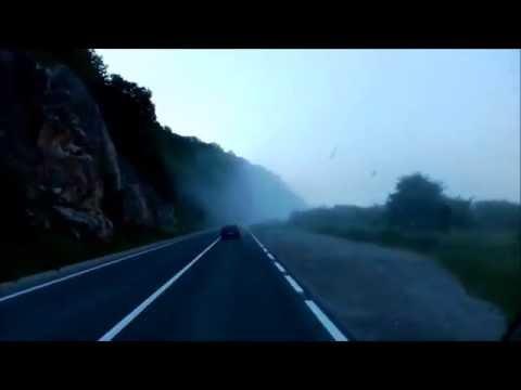 Croatia Drive:Lika,Old road for Knin,Part 3