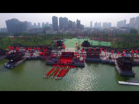 【视频看中国】Kaifeng,The original place of the Qingming River