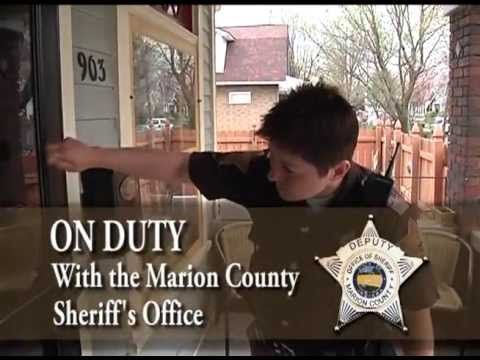 On Duty With the Marion County Sheriff's Office Show Open ...