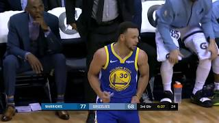 Golden State Warriors vs Memphis Grizzlies | March 27, 2019