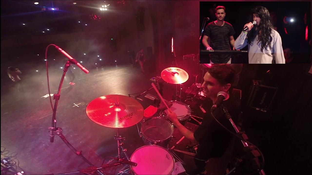 Show en vivo (Drum cam) - YouTube