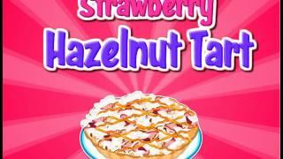 Игра Готовим клубничный пирог онлайн/Game Cooking strawberry cake online