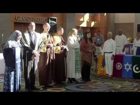 Beyond Words: An Interfaith Ritual for Peace