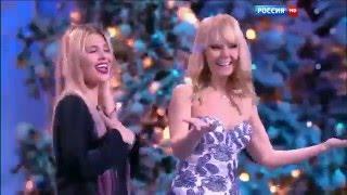 Валерия и Анна Шульгина - Метелица. Голубой огонек