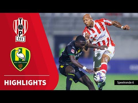 TOP Oss Den Haag Goals And Highlights