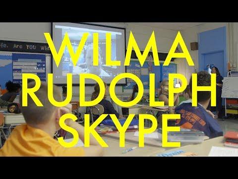 Wilma Rudolph Skype