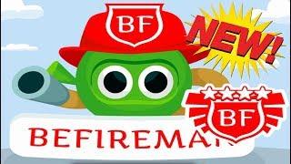 Пригода Героя пожежного Малюк Бі # 1 - Мультики про машинки ГРА для ДІТЕЙ