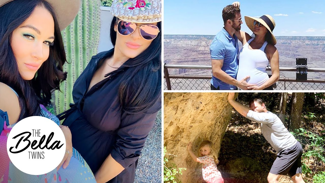 Nikki buys mini Nike sneakers for her son! - Cute moments you missed in June