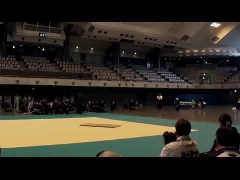 武神館 演武 20141013 東京武道館