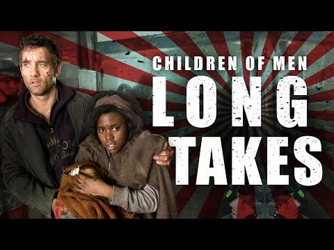 """How Alfonso Cuaron Motivates Camera Movements — """"Car Chase"""" Long Take  (Children of Men)"""
