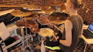 Kataklysm-Serenity In Fire Drum Cover HD