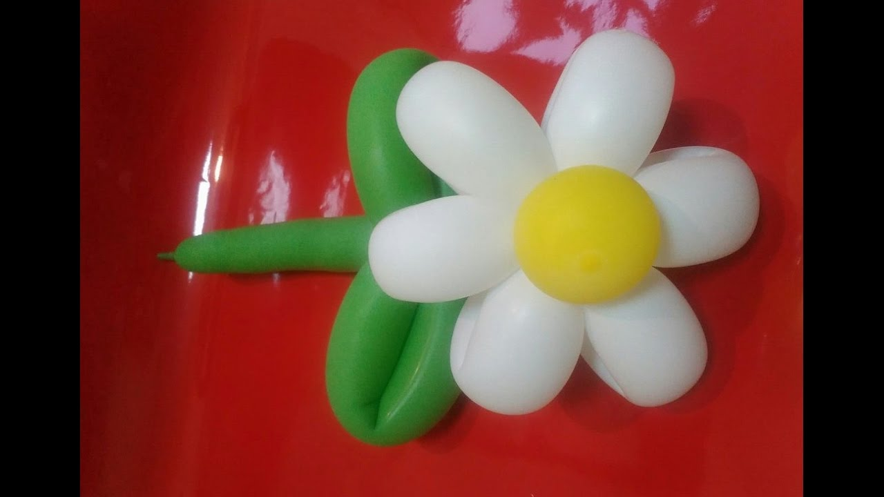 Цветы из шаров своими руками пошаговая инструкция фото 257