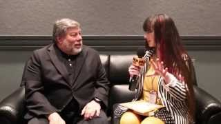 STEVE WOZNIAK Interview w/ PAVLINA ASI Orlando 2015