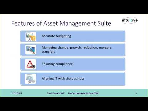 Asset Management best practices with Altiris AMS