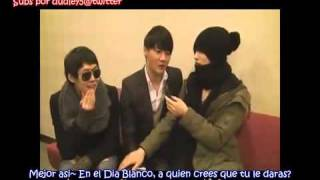 JYJ Happy Valentine's Day [sub español]
