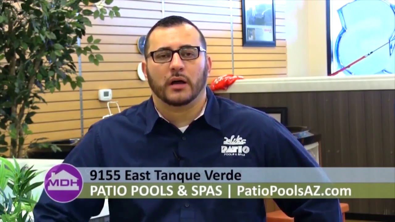 Best Spa For Therapy With Issac Horner From Patio Pools U0026 Spas In Tucson, AZ