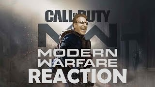 Call of Duty Modern Warfare Reveal Reaction - Worthabuy?