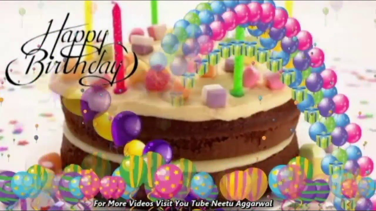 Happy Birthday WishesGreetingsQuotesSmsSayingECard – Video Birthday Cards