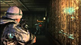 Resident Evil: Revelations - Gameplay - Raid Mode - Режим Рейд - Этап 5 - PC [1080p]